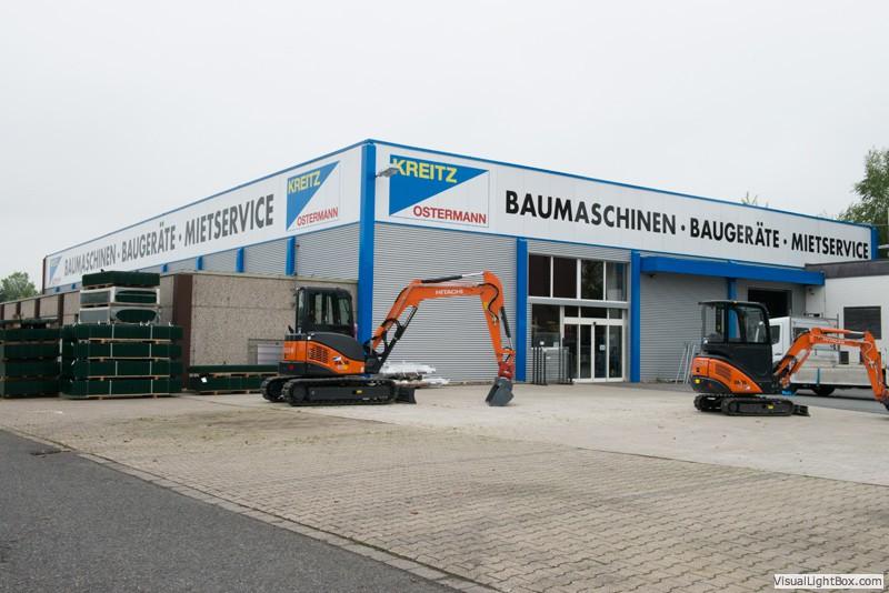 Kreitz & Ostermann -Standort Hamm