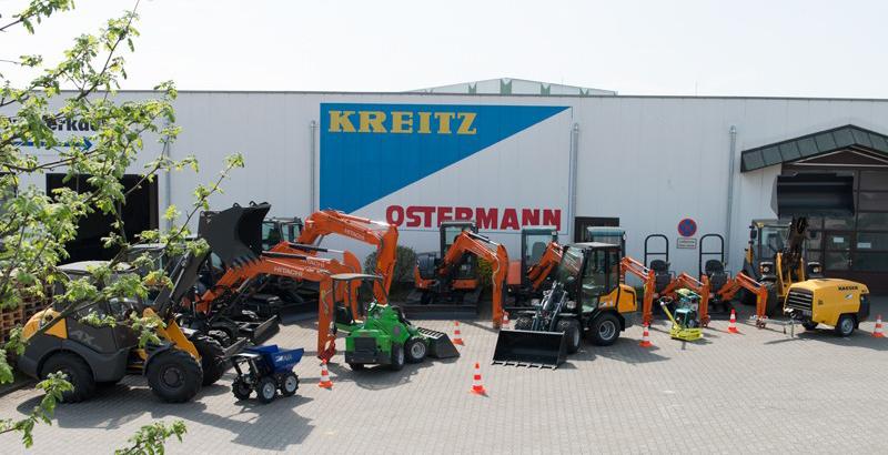 Kreitz & Ostermann - Hauptsitz in Herne