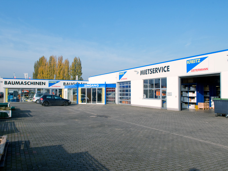 Kreitz & Ostermann -Standort Kempen