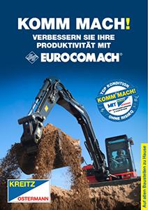 Eurocomach Broschüre