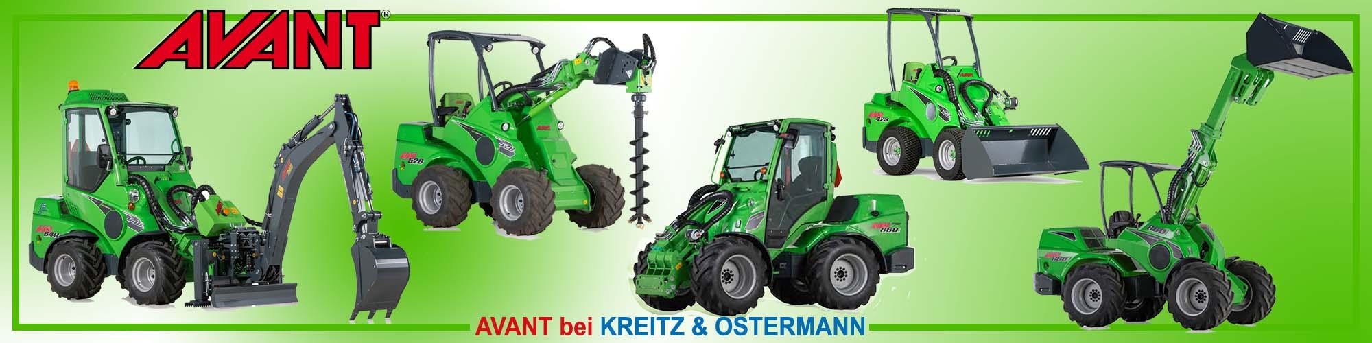 Avant bei Kreitz & Ostermann