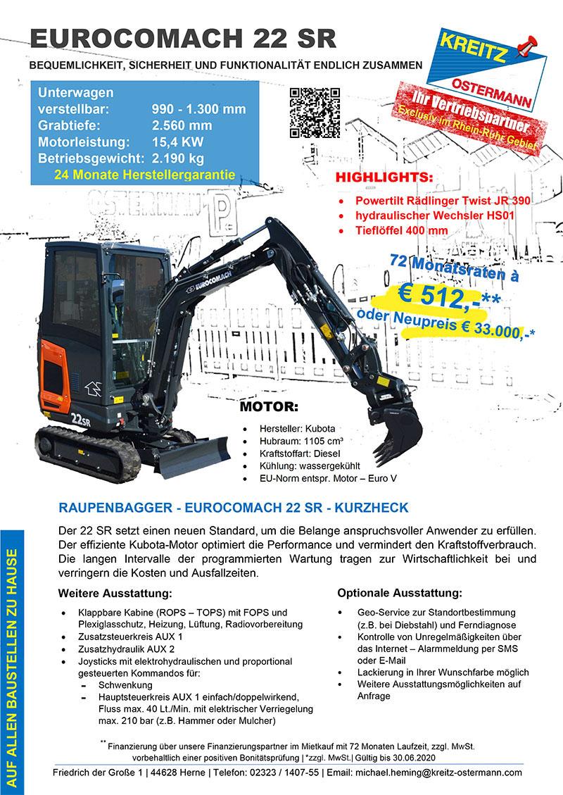 Eurocomach 22 SR