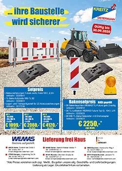 Angebote K&O Baustellensicherung