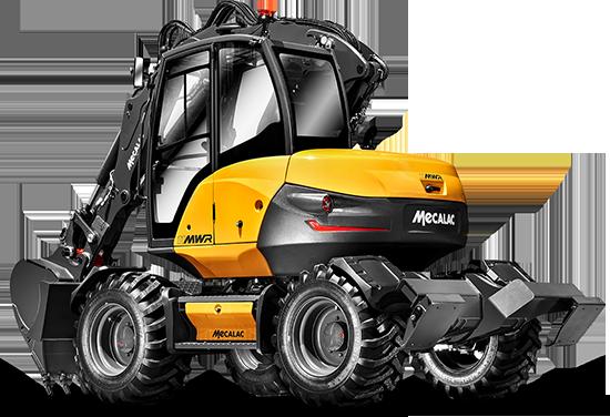 Mecalac 11 MWR