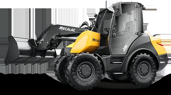 Mecalac AS 600