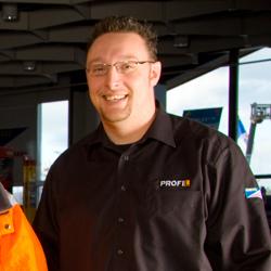 Verkaufsberater Bernd Brüssow