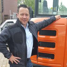 Verkaufsberater Mark Schmidt