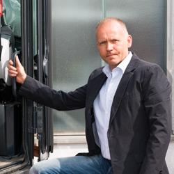 Niederlassungsleiter Carsten Vahle